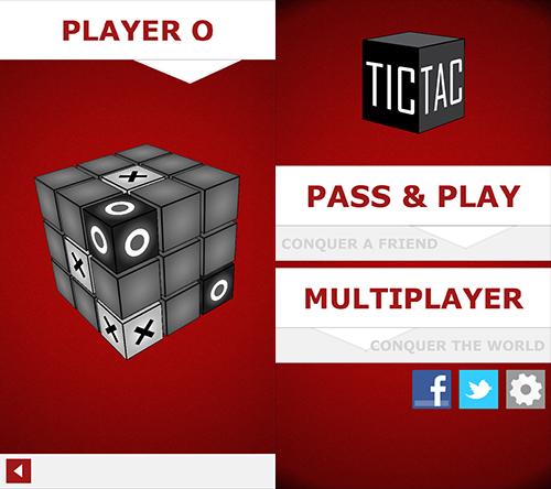 Tic Tac Cubed