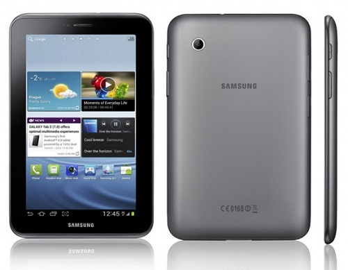 Update Galaxy Tab 2 7.0 P3100 with Android 4.1.2