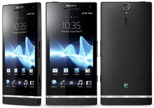 Install Jelly Bean 4.1.2 on Xperia S