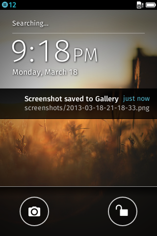 Firefox OS Port for the HTC Explorer 3