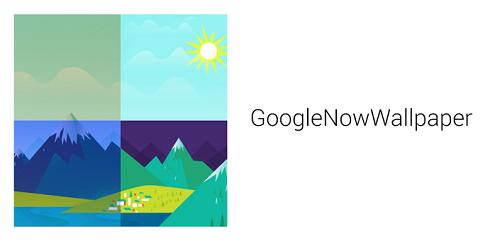 GoogleNowWallpaper