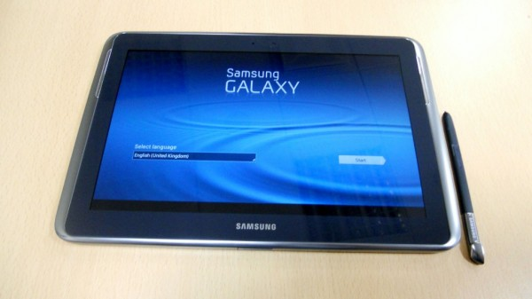 root Galaxy Note 10.1