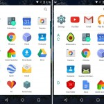 Android M revamped app drawer